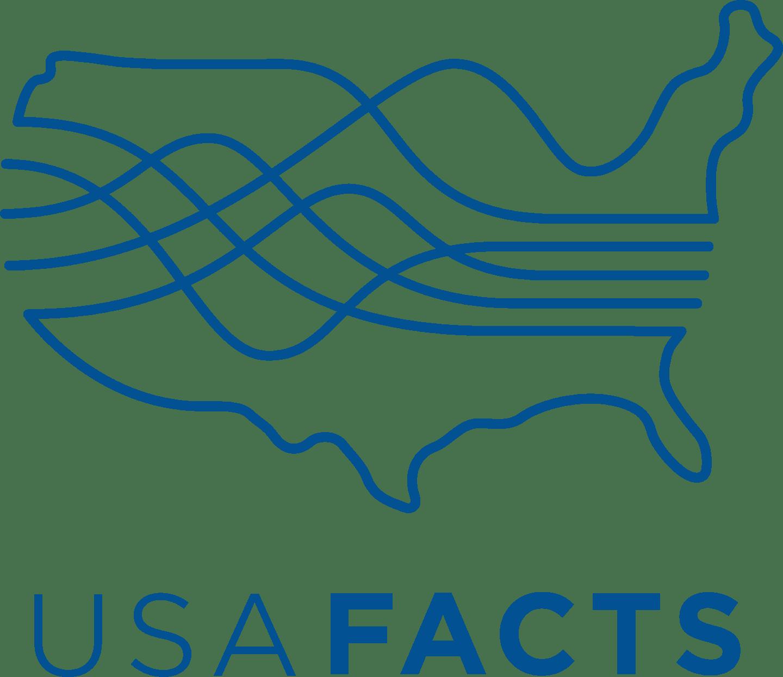 USAFacts Logo